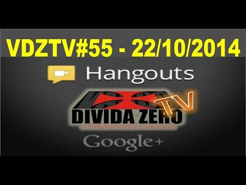 Programa VDZTV#55 - 22 de Outubro de 2014