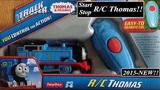 getlinkyoutube.com-Thomas and Friends Toy Train-Newly Re-designed Trackmaster Remote Thomas!
