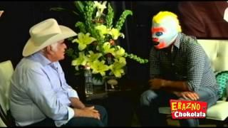 Erazno Entrevista a Vicente Fernandez 2013