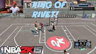 getlinkyoutube.com-NBA 2K15 | STILL THE KING OF RIVET ! | Mypark - Prettyboyfredo