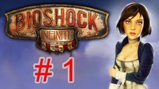 getlinkyoutube.com-BioShock Infinite Walkthrough part 1 HD Let's play gameplay no commentary
