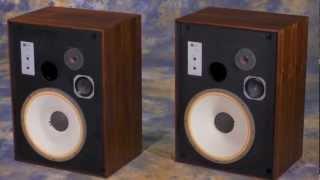 getlinkyoutube.com-JBL L45 Flair - Super L100 Project
