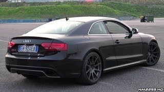 getlinkyoutube.com-INSANE Audi RS5 with Capristo Exhaust SOUND!