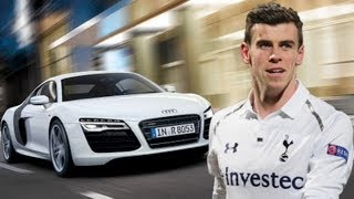 Top 10 Premier League Footballers' Cars