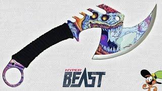 getlinkyoutube.com-Как сделать Топор Z-HUNTER Скоростной зверь из дерева?
