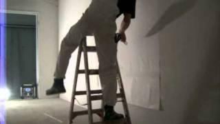 download video fensterlaibung tapezieren vliestapete teil 2. Black Bedroom Furniture Sets. Home Design Ideas