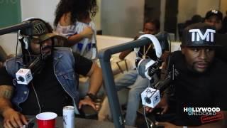 getlinkyoutube.com-Floyd Mayweather [UNCENSORED] with Hollywood Unlocked: Part 5