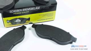 getlinkyoutube.com-Fremax Brake Pads From MicksGarage.com