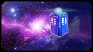 getlinkyoutube.com-✔ Minecraft: How to make the TARDIS (From Doctor Who)