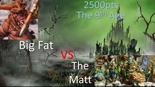 getlinkyoutube.com-8 Ogre Khans vs the Goblin Hordes: The 9th Age