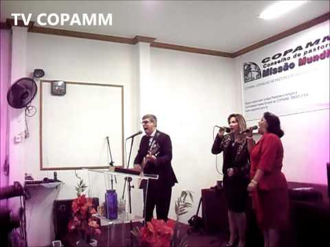 Pastor José Luiz Moisés , Pastora Rita Moisés e Bispa Roseli