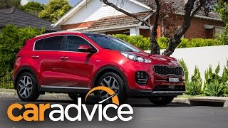 getlinkyoutube.com-2016 Kia Sportage Review