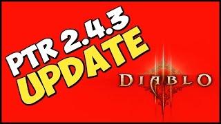 getlinkyoutube.com-Diablo 3 PTR Patch 2.4.3 Update Season 9
