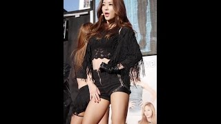 getlinkyoutube.com-141115 홍대 게릴라 한소아&JQ - Timber (한소아) 직캠 by 수원촌놈