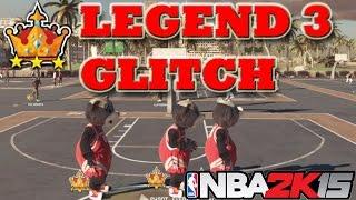 getlinkyoutube.com-Legend 3 Glitch ONLY works on Xbox !! EXPLAINED - NBA 2K15