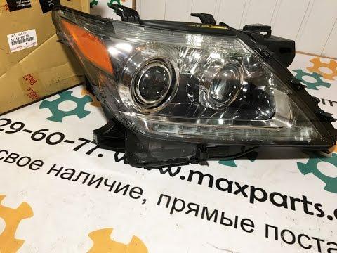 8114560F70 81145-60F70 Оригинал фара правая передняя Lexus LX 570 2012-2015