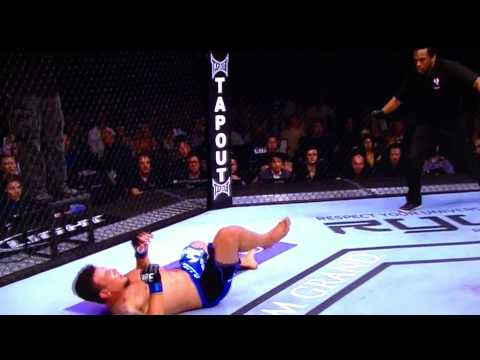 Junior Cigano dos Santos KO Frank Mir - MMA in Super Slow Motion
