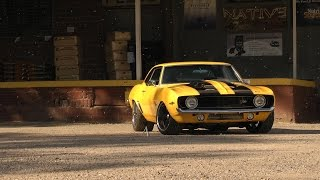 getlinkyoutube.com-1969 Camaro Twin Turbo 1000+hp  | Minnesota Cruising
