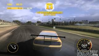 getlinkyoutube.com-GRID vs GRID 2 Drifting