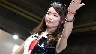 getlinkyoutube.com-大阪オートメッセ2014 SUZUKIブースの美人コンパニオンさん キャンギャル動画