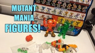 getlinkyoutube.com-MUTANT MANIA Figure Review! Collectible Mix n Match Wrestling Figures from Moose Toys