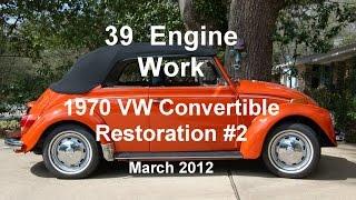 getlinkyoutube.com-39 of 44 1970 VW Beetle Engine Work 3-6-2012.wmv