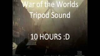 getlinkyoutube.com-10 HOURS War of the Worlds Tripod Sound!