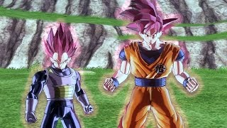 getlinkyoutube.com-SUPER SAIYAN GOD VEGETA AND GOKU!!? | Dragon Ball Xenoverse 2 Ultimate Gameplay [Episode 8]