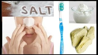 getlinkyoutube.com-How to remove blackheads,Get rid of blackheads in Three steps naturally at home llAMAZING YOU