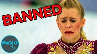 Top 10 Shocking Sports Bans Of All Time