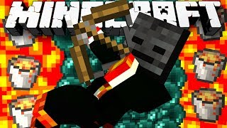 getlinkyoutube.com-Minecraft Minigame: THE LAVA ASSASSIN! - (Aerial PVP) - w/Preston & Friends!