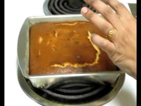 Simple Orange Cake (Eggless)