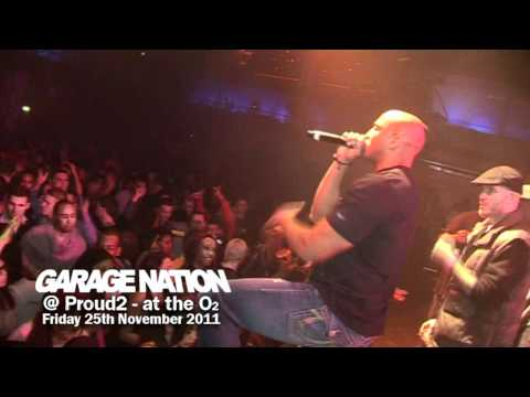 DJ EZ Garage Nation Set at Proud2 - How to Rave