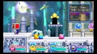getlinkyoutube.com-Kirby's Return to Dreamland - 4 Player Walkthrough (True Arena)