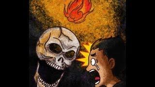 getlinkyoutube.com-やだやだ期向け少し怖い絵本動画「悪い子にはお化け屋敷がやってくる」