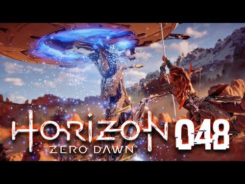 LANGHALS mit Hindernissen 🌟 HORIZON - ZERO DAWN #048