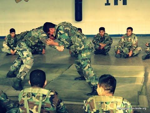 Kapap en la Infanteria de Marina COIE