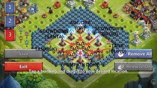 getlinkyoutube.com-Castle Clash HBM T Victory without Vlad, Moltanica or Ghoulem