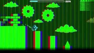 getlinkyoutube.com-EPIC RETRO! Geometry Dash [2.0] - Nostalgia by Jeyzor - GuitarHeroStyles