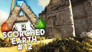getlinkyoutube.com-ARK Scorched Earth DLC: Episode 12 - THE DESTROYED RUINS! (Ark: Survival Evolved)