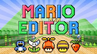 getlinkyoutube.com-Mario Editor | ALL POWER-UPS!