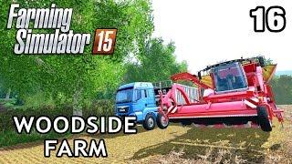 getlinkyoutube.com-Let's Play Farming Simulator 2015 | Woodside Farm #16