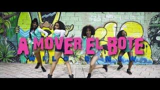 Wilo D' New - A Mover El Bote   Video Oficial