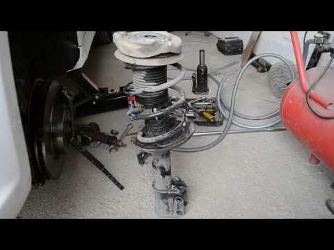 Ремонт амортизаторов Mercedes GLK 3