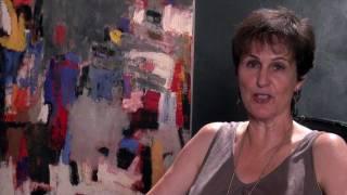 getlinkyoutube.com-Julie Schumer - Abstract Expressionist Painter