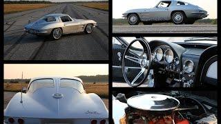 getlinkyoutube.com-1963 Corvette Split Window For Sale~327/300~4 Speed~Pwr Brakes~Undiscovered 30 Years!!
