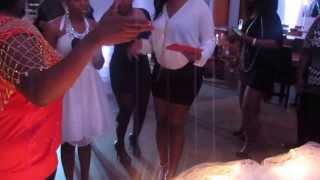 getlinkyoutube.com-My Daughter Diamond singing Happy Birthday to her mom