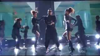 getlinkyoutube.com-PSY - Gangnam Style (Live 2012 American Music Awards) AMA