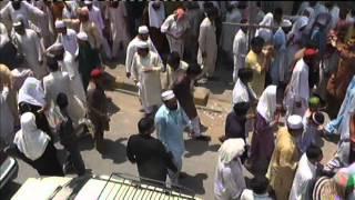 getlinkyoutube.com-Historical welcome of Mufakkir-e-Islam Pir Syed Abdul Qadir Jilani by Syed Sakhi Chan Pir Badshah