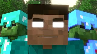 getlinkyoutube.com-Annoying Villagers 11 - Original Minecraft Animation by MrFudgeMonkeyz